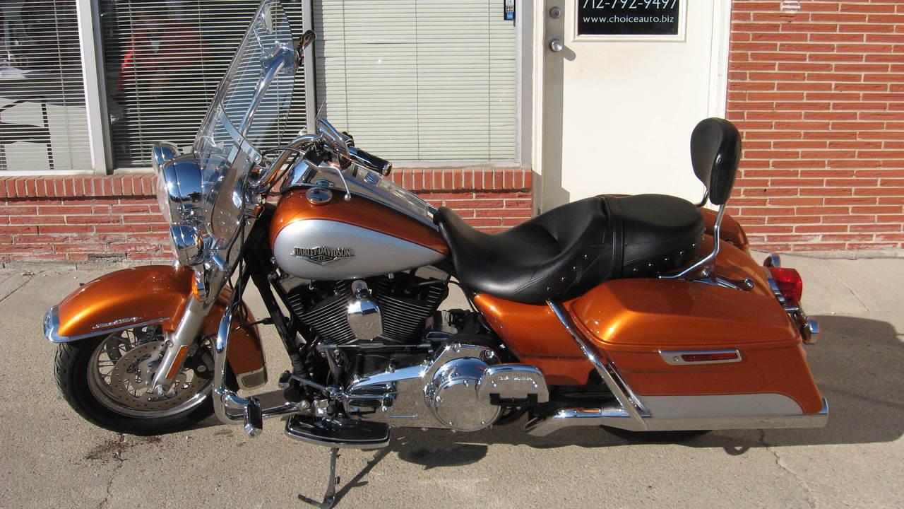 2014 Harley-Davidson Road King  - Choice Auto