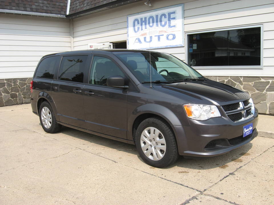 2018 Dodge Grand Caravan SE  - 161188  - Choice Auto