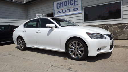 2013 Lexus GS 350  for Sale  - 160438  - Choice Auto