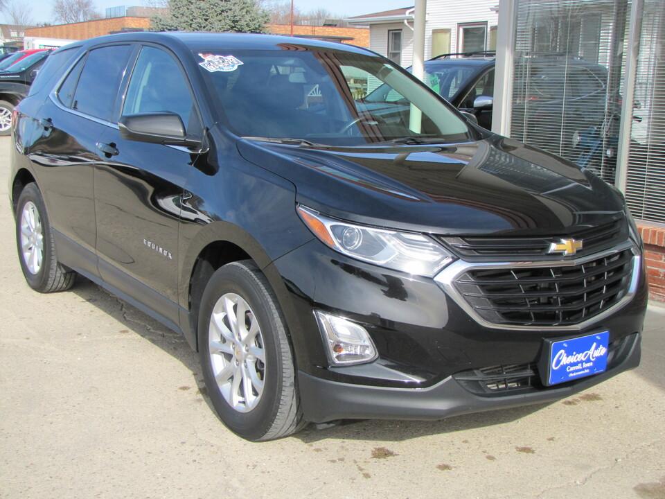 2018 Chevrolet Equinox LT  - 161345  - Choice Auto