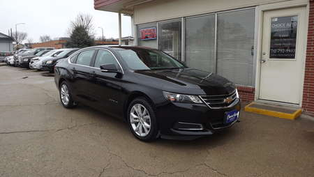 2017 Chevrolet Impala LT for Sale  - 161023  - Choice Auto