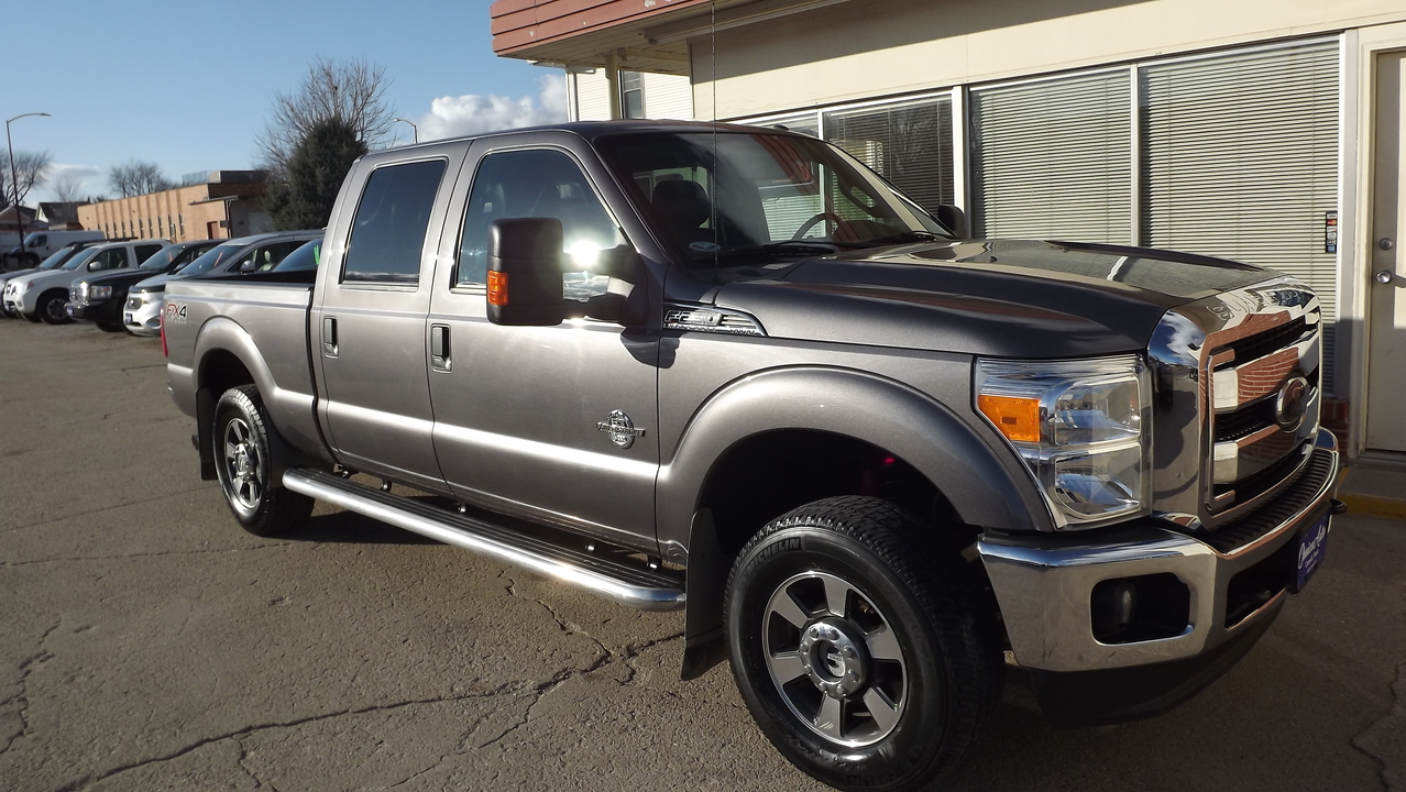 2012 Ford F-250 Lariat  - 161024  - Choice Auto