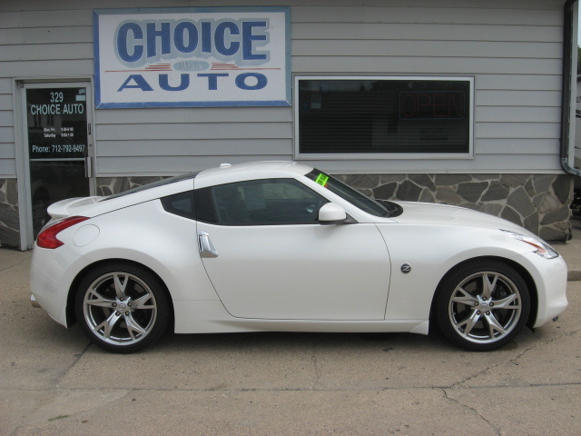 2010 Nissan 370Z Touring Sport Package - Stock # 1 - Carroll, IA 51401