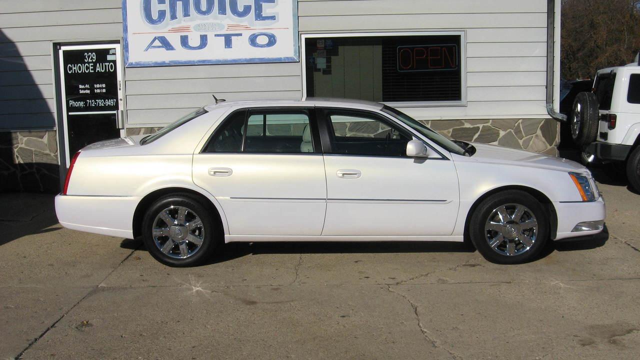 2006 Cadillac DTS  - Choice Auto