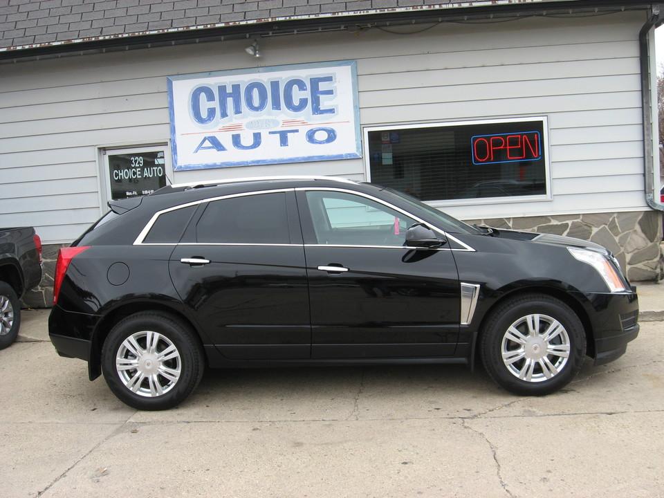 2015 Cadillac SRX  - Choice Auto