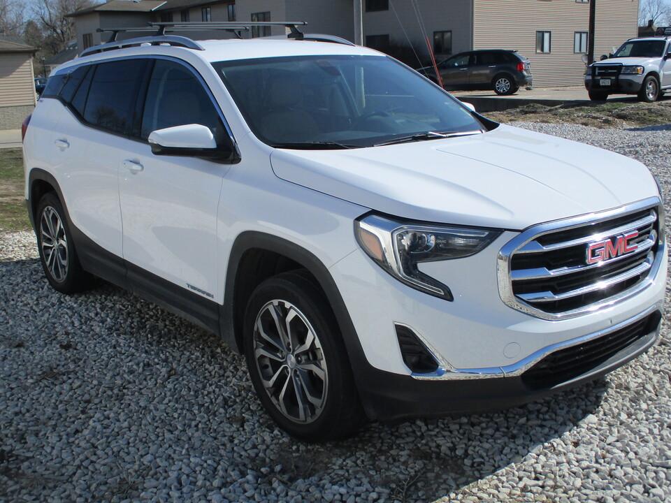 2018 GMC TERRAIN  - Choice Auto
