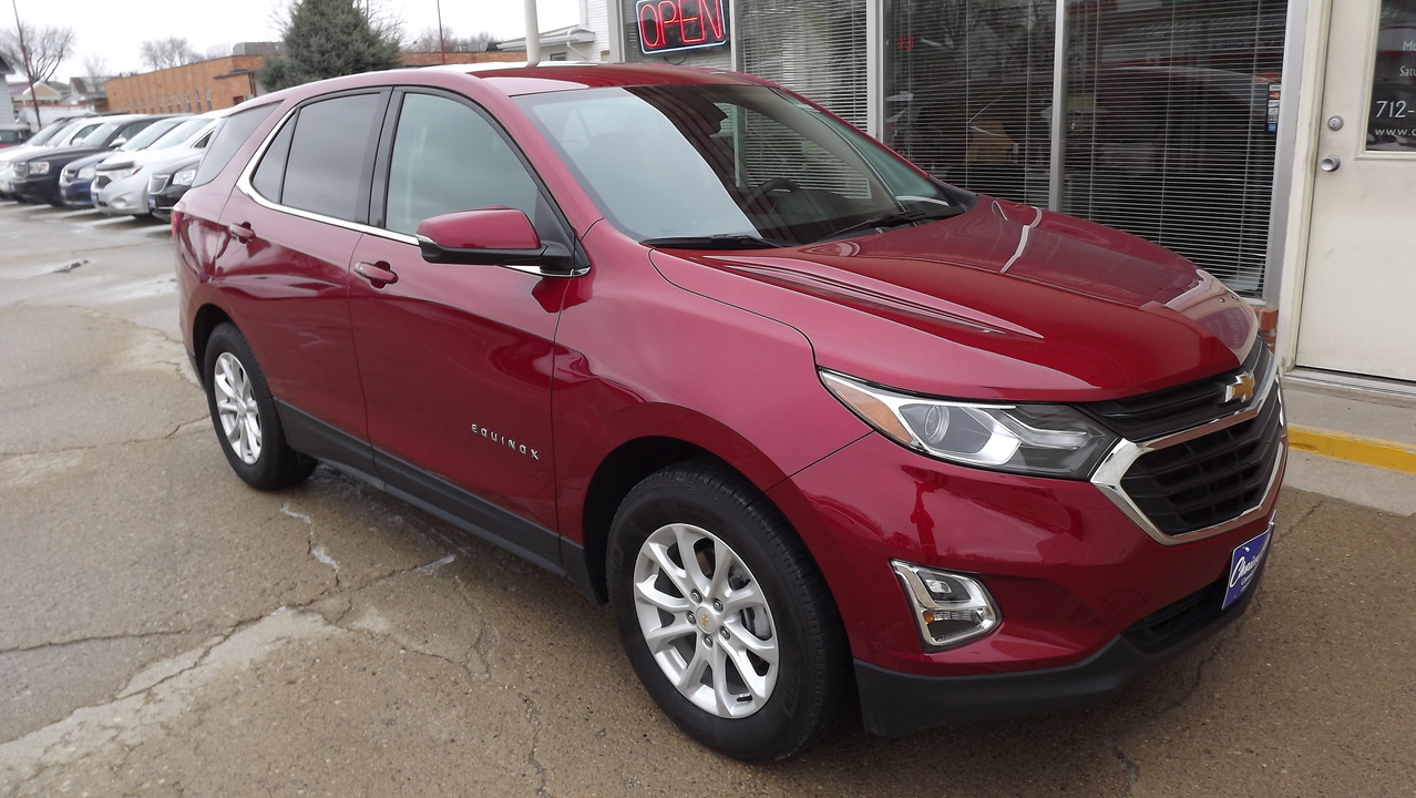 2018 Chevrolet Equinox LT  - 161039  - Choice Auto
