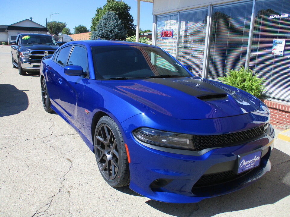 2018 Dodge Charger R/T Scat Pack  - 161694  - Choice Auto