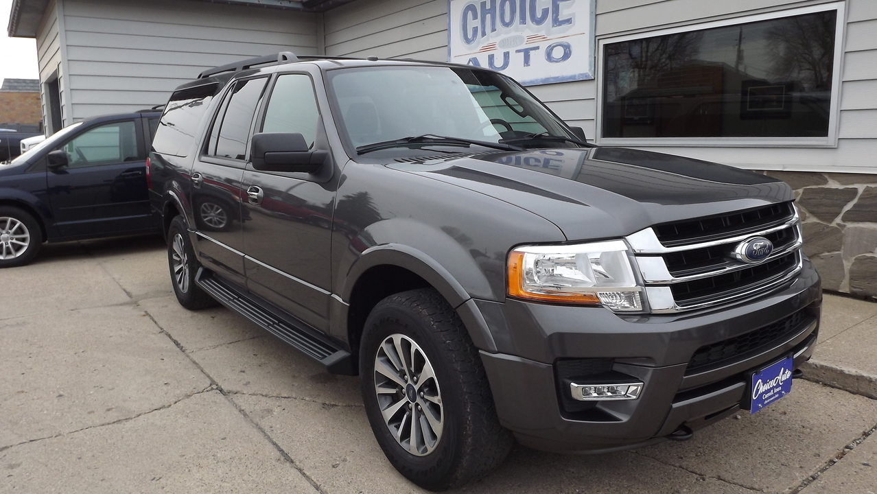2015 Ford Expedition EL  - Choice Auto