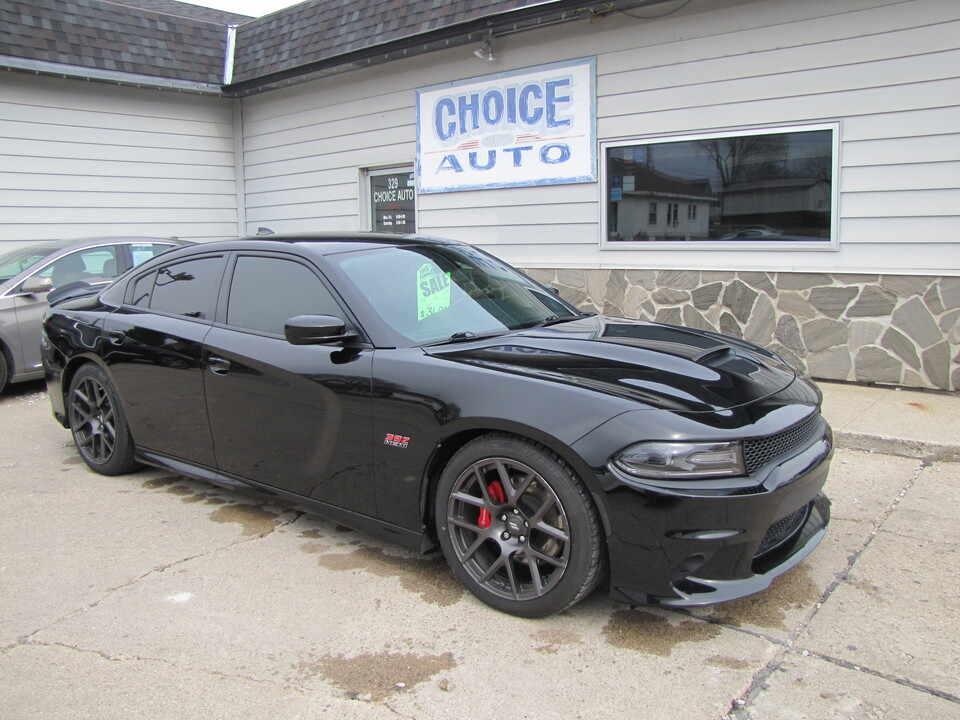 2018 Dodge Charger  - Choice Auto