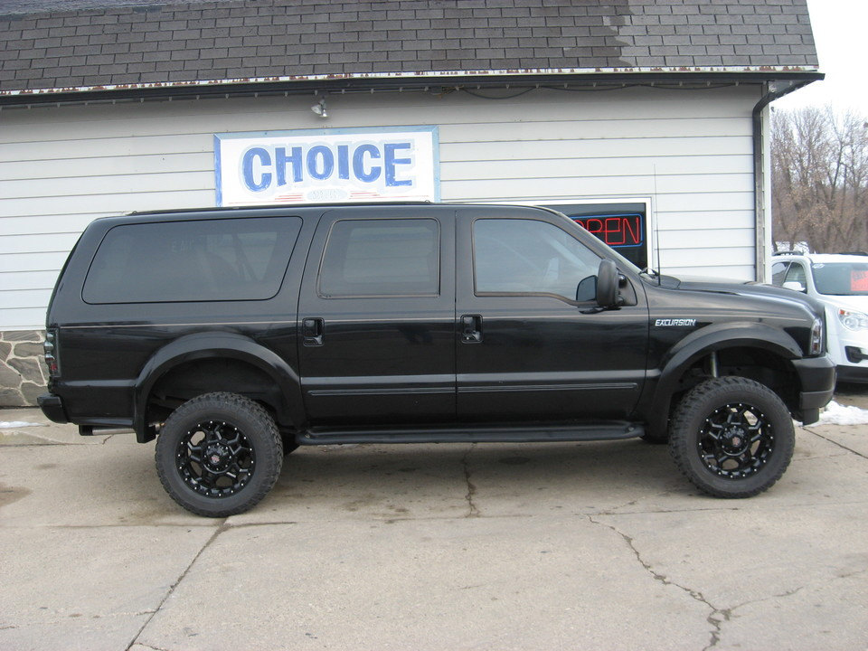 2000 Ford Excursion  - Choice Auto