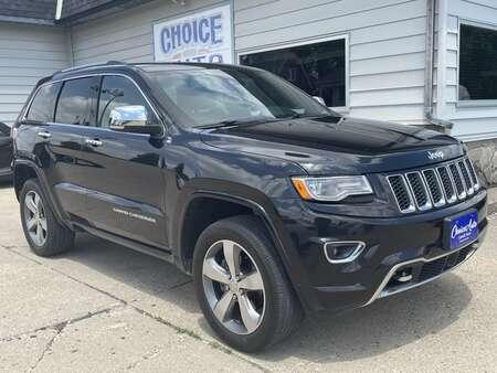 2016 Jeep Grand Cherokee Overland for Sale  - 161538  - Choice Auto
