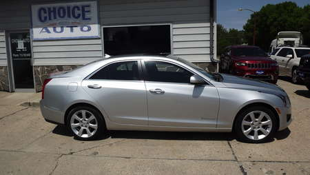2013 Cadillac ATS  for Sale  - 160741  - Choice Auto