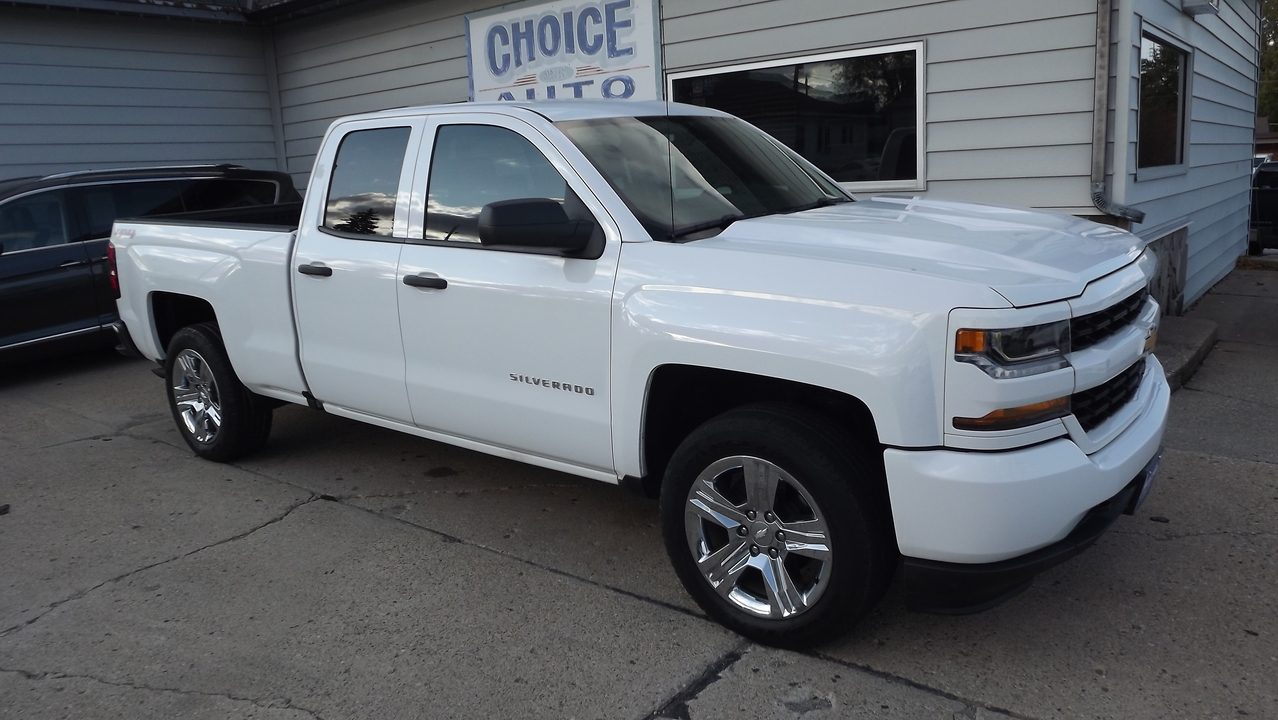 2016 Chevrolet Silverado 1500  - Choice Auto