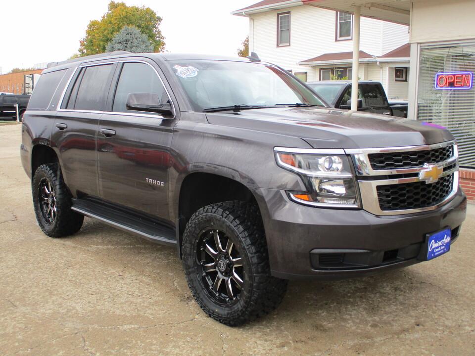 2017 Chevrolet Tahoe  - Choice Auto