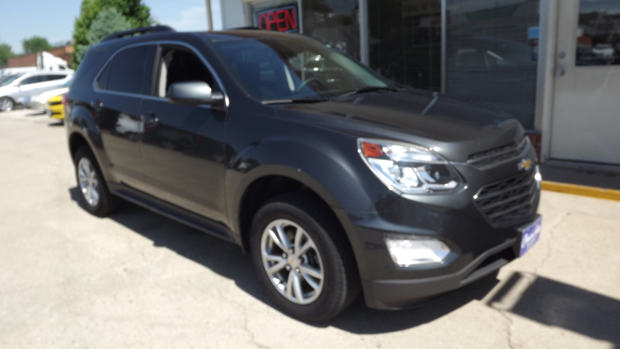 2017 Chevrolet Equinox LT  - 161094  - Choice Auto