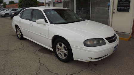 2004 Chevrolet Impala LS for Sale  - 161083  - Choice Auto