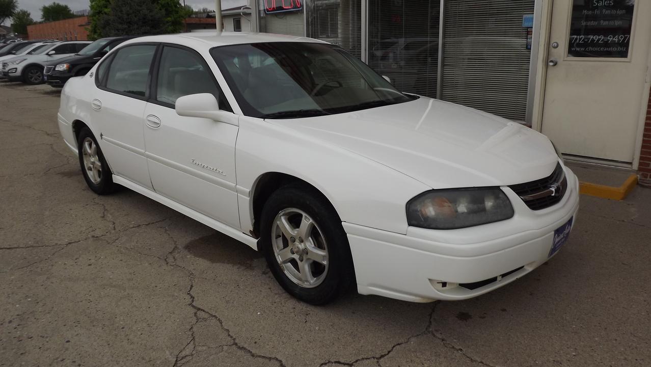 2004 Chevrolet Impala  - Choice Auto