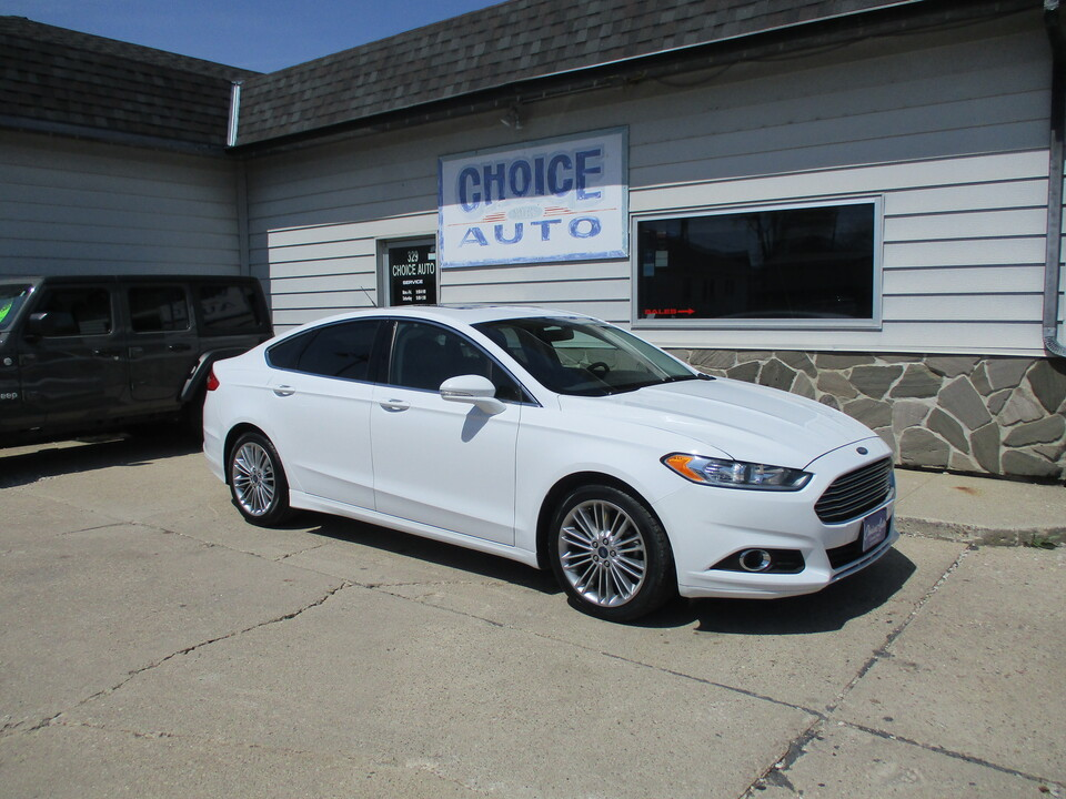 2015 Ford Fusion  - Choice Auto
