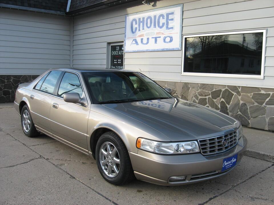 2003 Cadillac Seville  - Choice Auto