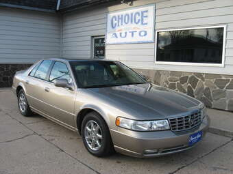 2003 Cadillac Seville Luxu