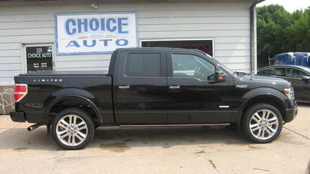 2013 Ford F-150 Limited for Sale  - 160489  - Choice Auto