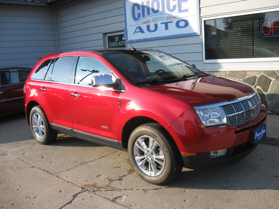 2010 Lincoln MKX  - Choice Auto