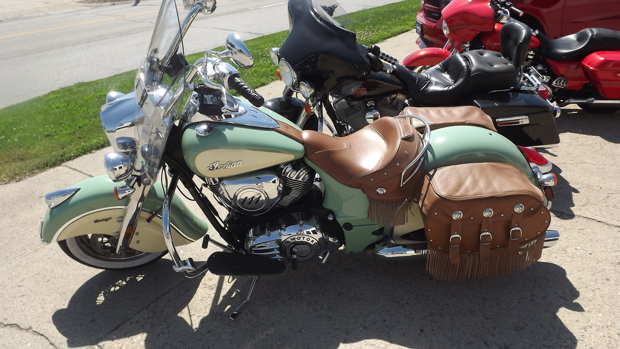 2017 Indian Chief  - Choice Auto