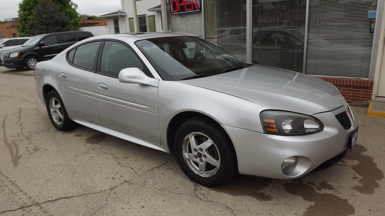 2004 Pontiac Grand Prix GT2  - 161078  - Choice Auto