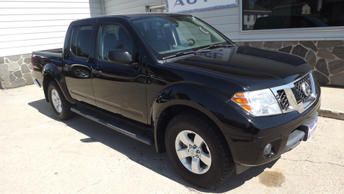 2012 Nissan Frontier  - Choice Auto
