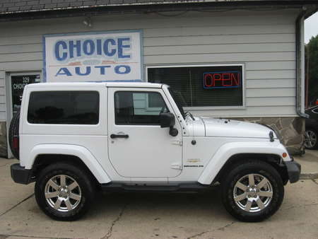 2015 Jeep Wrangler Sahara for Sale  - 160493  - Choice Auto