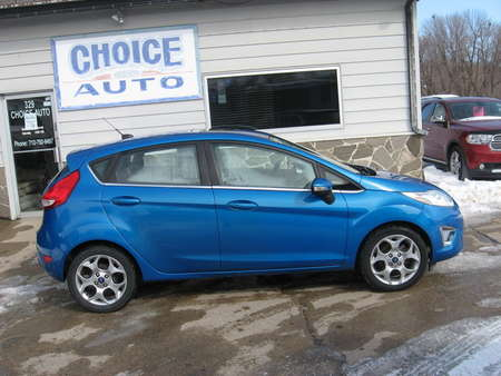 2013 Ford Fiesta Titanium for Sale  - 160635  - Choice Auto