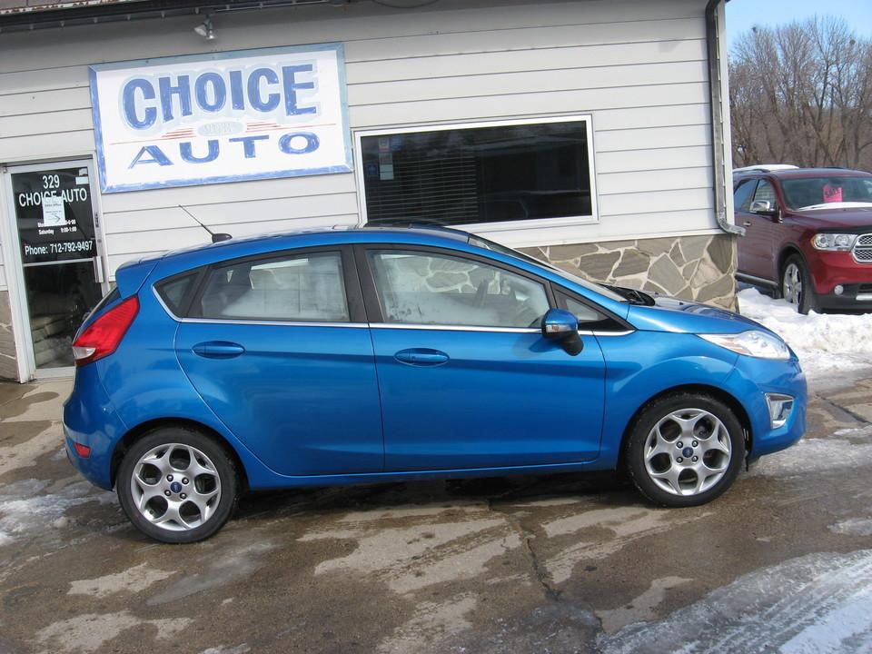 2013 Ford Fiesta  - Choice Auto