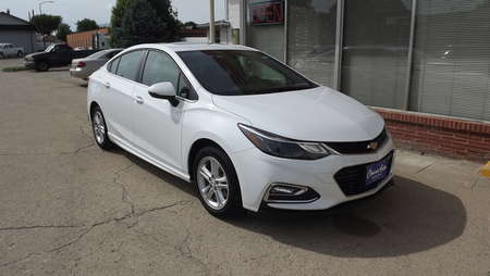 2017 Chevrolet Cruze LT for Sale  - 16118  - Choice Auto