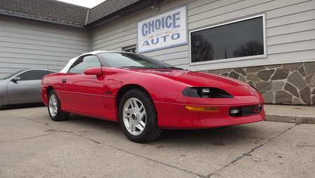 1995 Chevrolet Camero Z-28  for Sale  - 160851  - Choice Auto