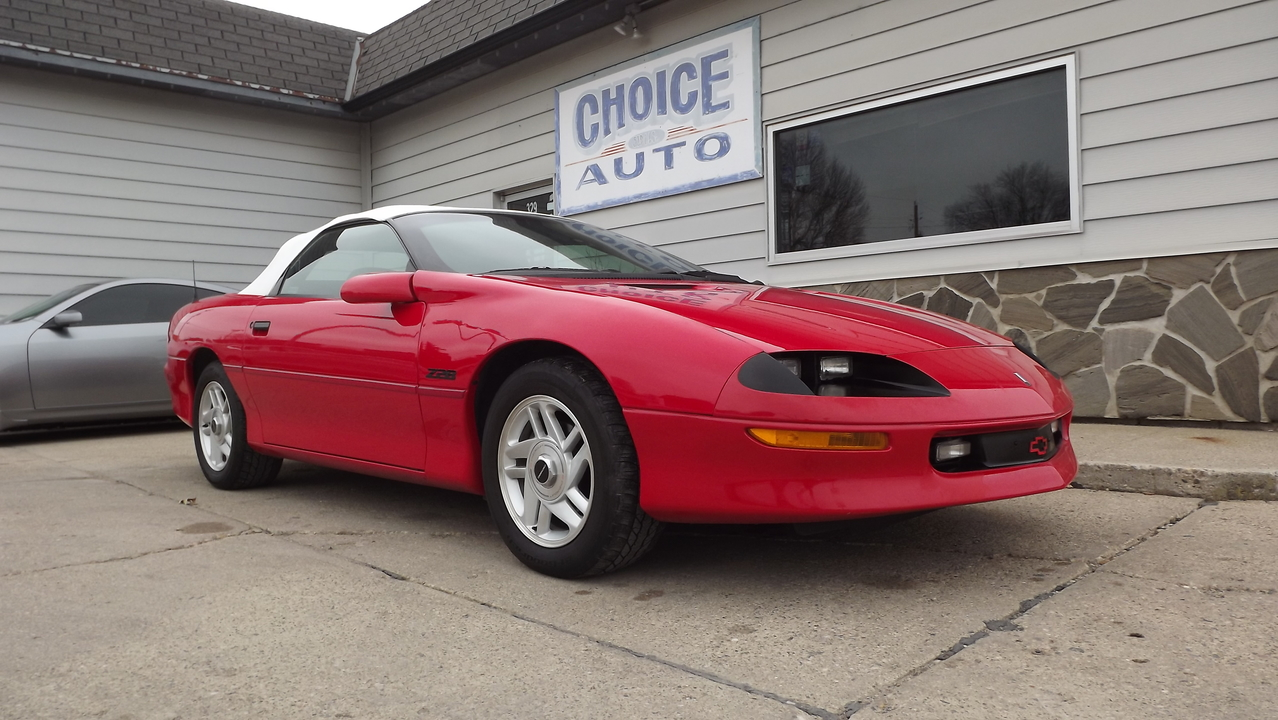 1995 Chevrolet Camero Z-28  - Choice Auto