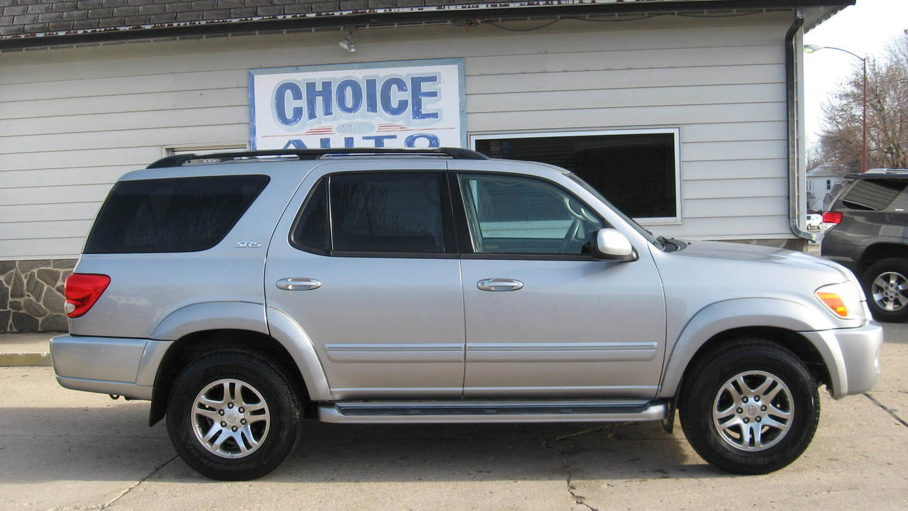 2007 Toyota Sequoia  - Choice Auto