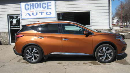 2015 Nissan Murano Platinum for Sale  - 160654  - Choice Auto