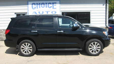 2010 Toyota Sequoia Ltd for Sale  - 160527  - Choice Auto