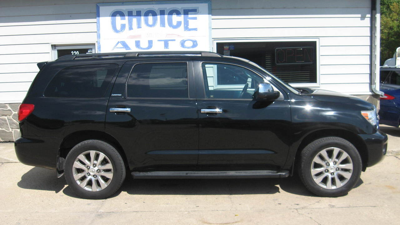 2010 Toyota Sequoia  - Choice Auto