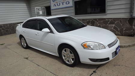 2011 Chevrolet Impala LT for Sale  - 160745  - Choice Auto
