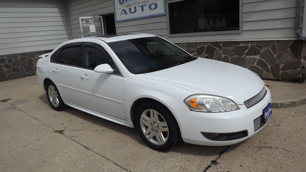 2011 Chevrolet Impala  - Choice Auto