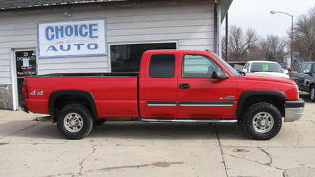2004 Chevrolet Silverado 2500HD LT for Sale  - 160657  - Choice Auto