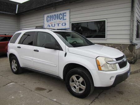 2005 Chevrolet Equinox LS for Sale  - 161299  - Choice Auto
