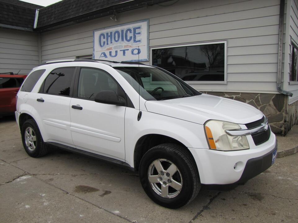 2005 Chevrolet Equinox  - Choice Auto