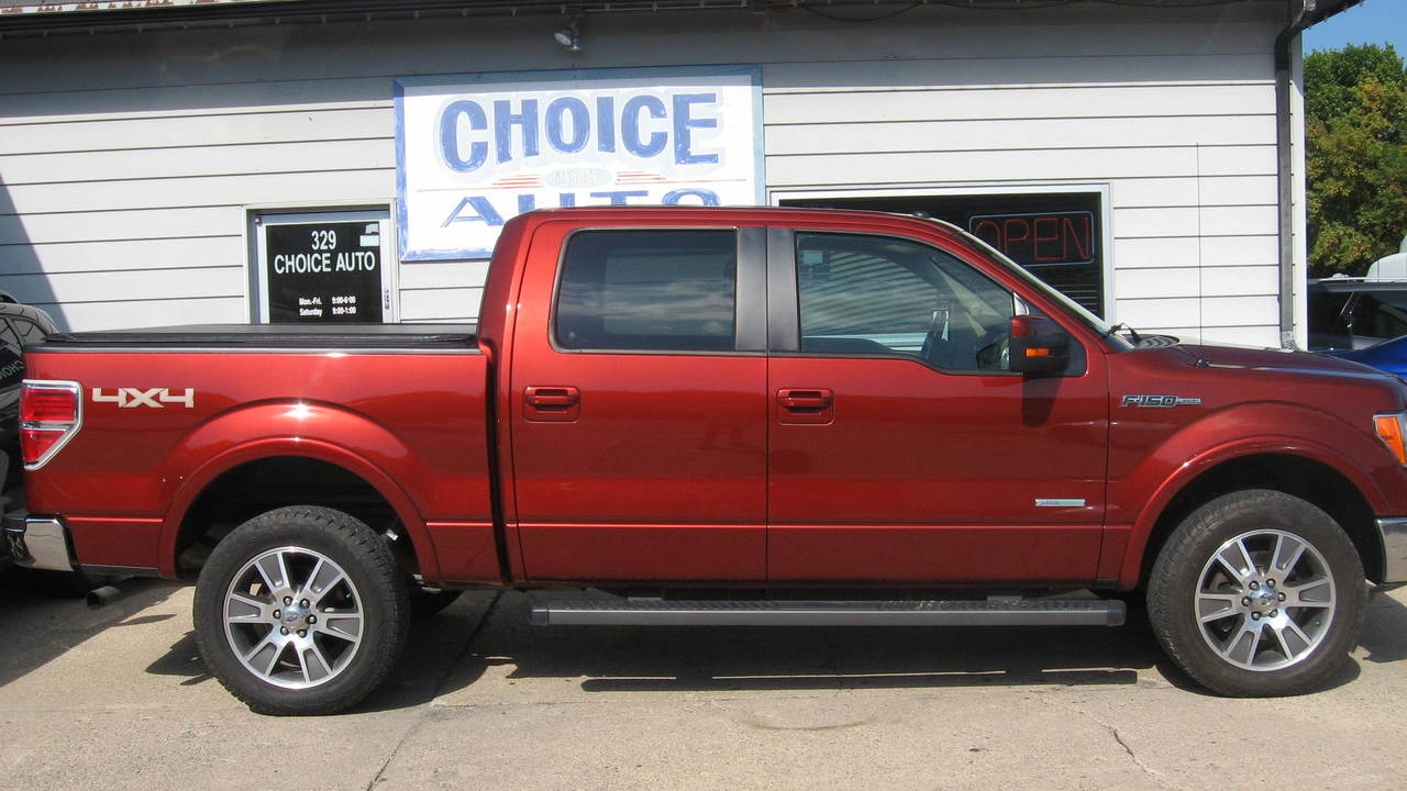2014 Ford F-150  - Choice Auto