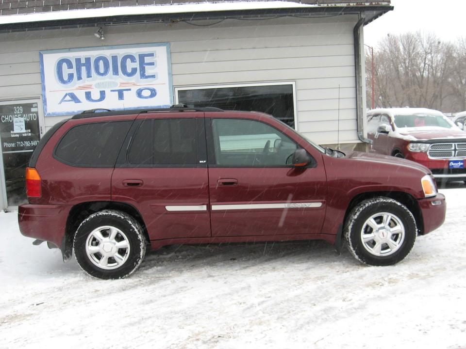 2003 GMC Envoy  - Choice Auto