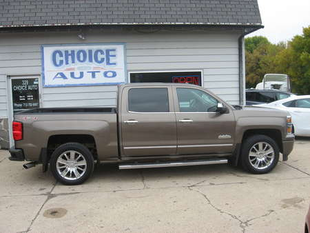 2015 Chevrolet Silverado 1500 High Country for Sale  - 160541  - Choice Auto