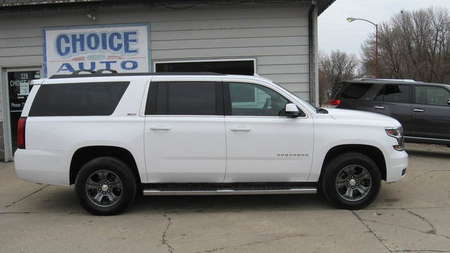 2016 Chevrolet Suburban LT for Sale  - 160669  - Choice Auto