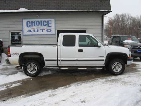 2000 Chevrolet Silverado 2500 LS for Sale  - 160641  - Choice Auto